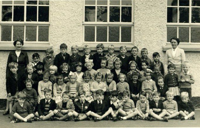 Edenderry Primary School early 50's