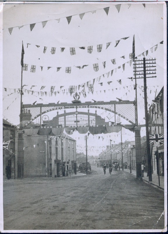 Old Edenderry Arch Picture