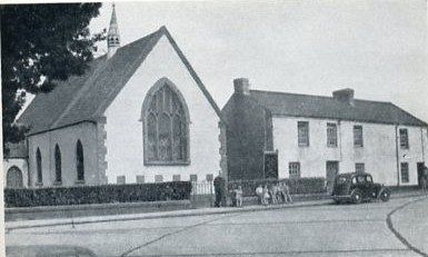 Edenderry Memorial Methodist Church Hall