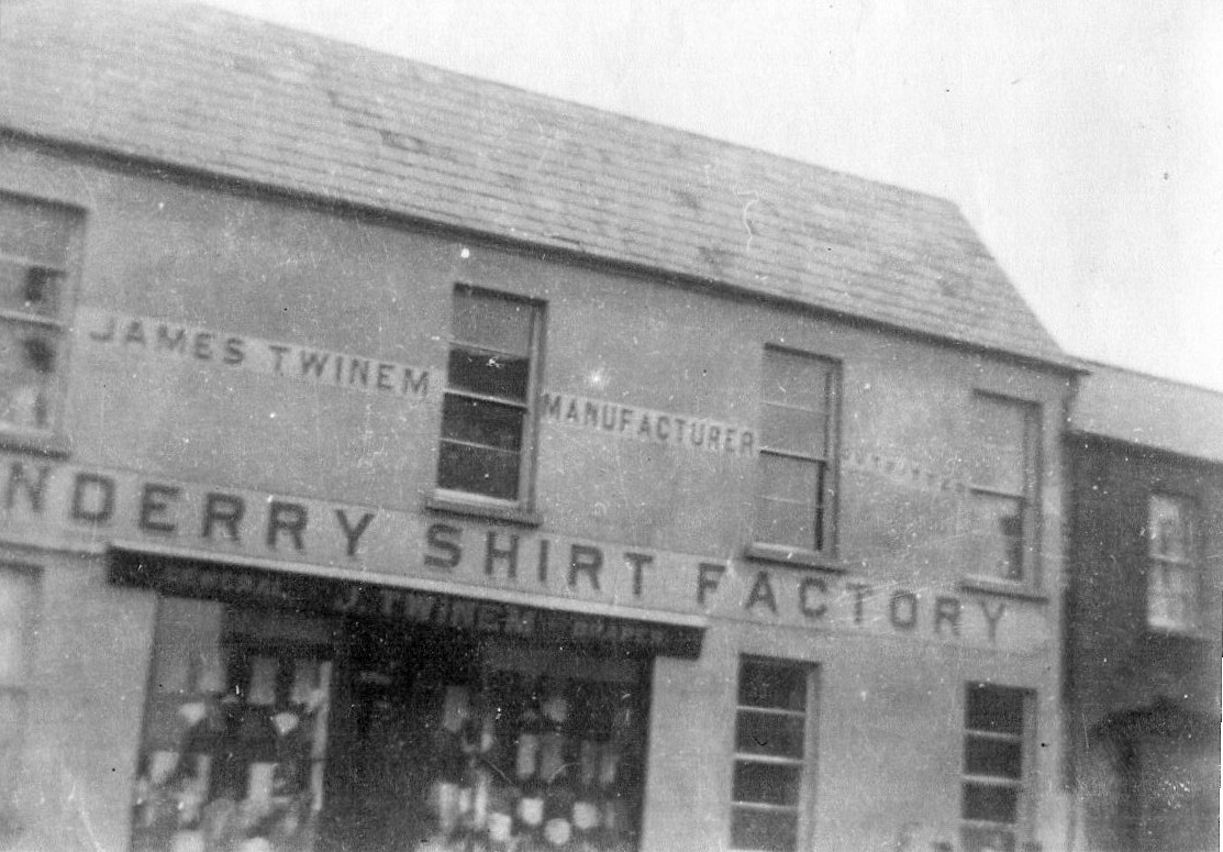 Edenderry Shirt Factory