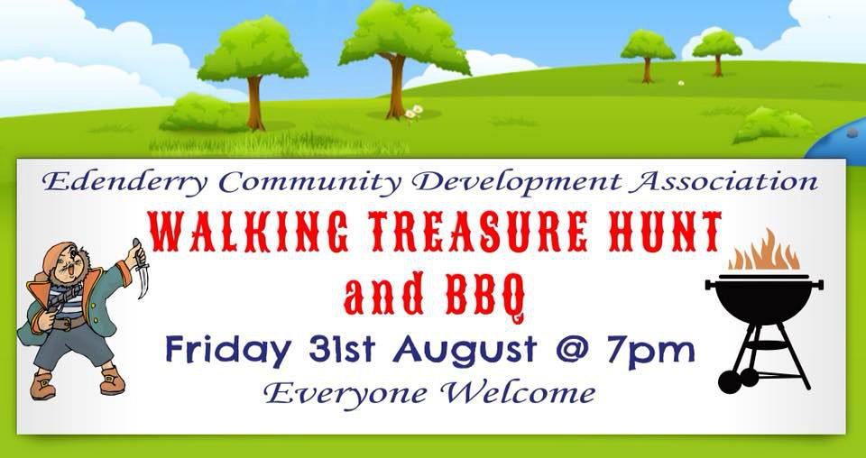 Treasure Hunt and BBQ